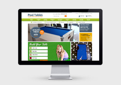 Pool Tables Online